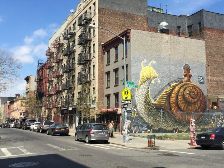 Streetwise New York - Tour de Contrastes a pie -foto por Andrew