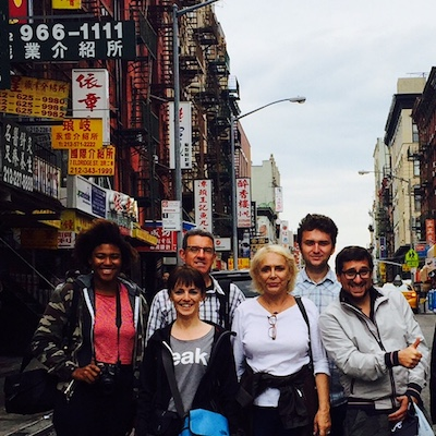 Pod Hotel Walking Tour Lower East Side and Chinatown