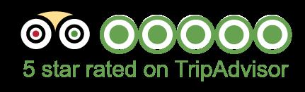 tripadvisor rating 5 stars